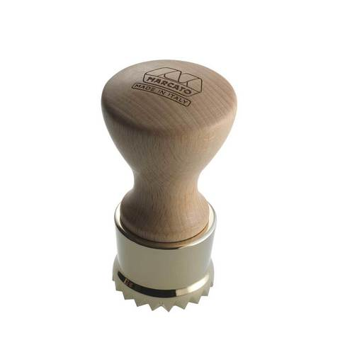 Штамп для круглых пельмени-равиоли с зубчатым краем, Италия Marcato