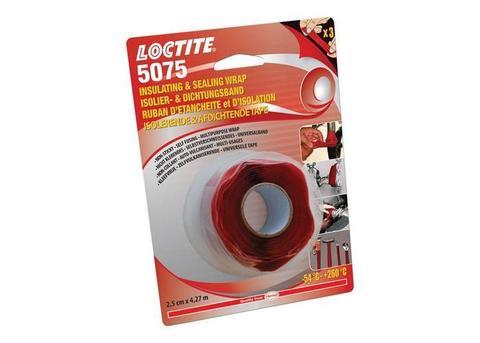 LOCTITE SI 5075 Универсальная силиконовая не прилипающая к поверхностям изоляционная лента