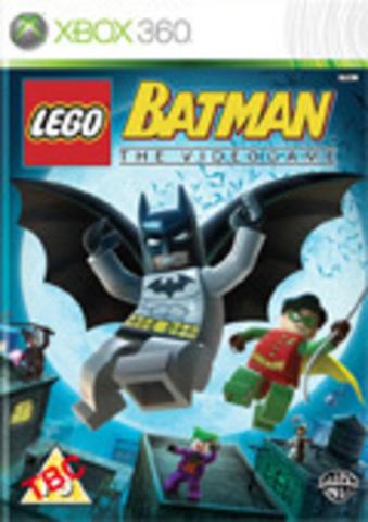 Xbox 360 LEGO Batman the Videogame (английская версия)