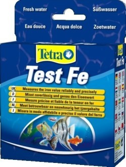 Препараты Тест на железо, Tetra Test Fe,  пресн./мор., 10 мл TETRA_TEST_FE_ТЕСТ_НА_ЖЕЛЕЗО_ПРЕСН_МОРЕ_10_МЛ.jpg