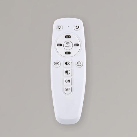 Светодиодная люстра с управлением по Wi-Fi 90280/3 сатин-никель