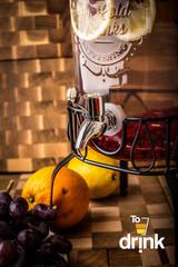 Диспенсер для напитков на подставке «Cold Drink», 3.5 литра, фото 2