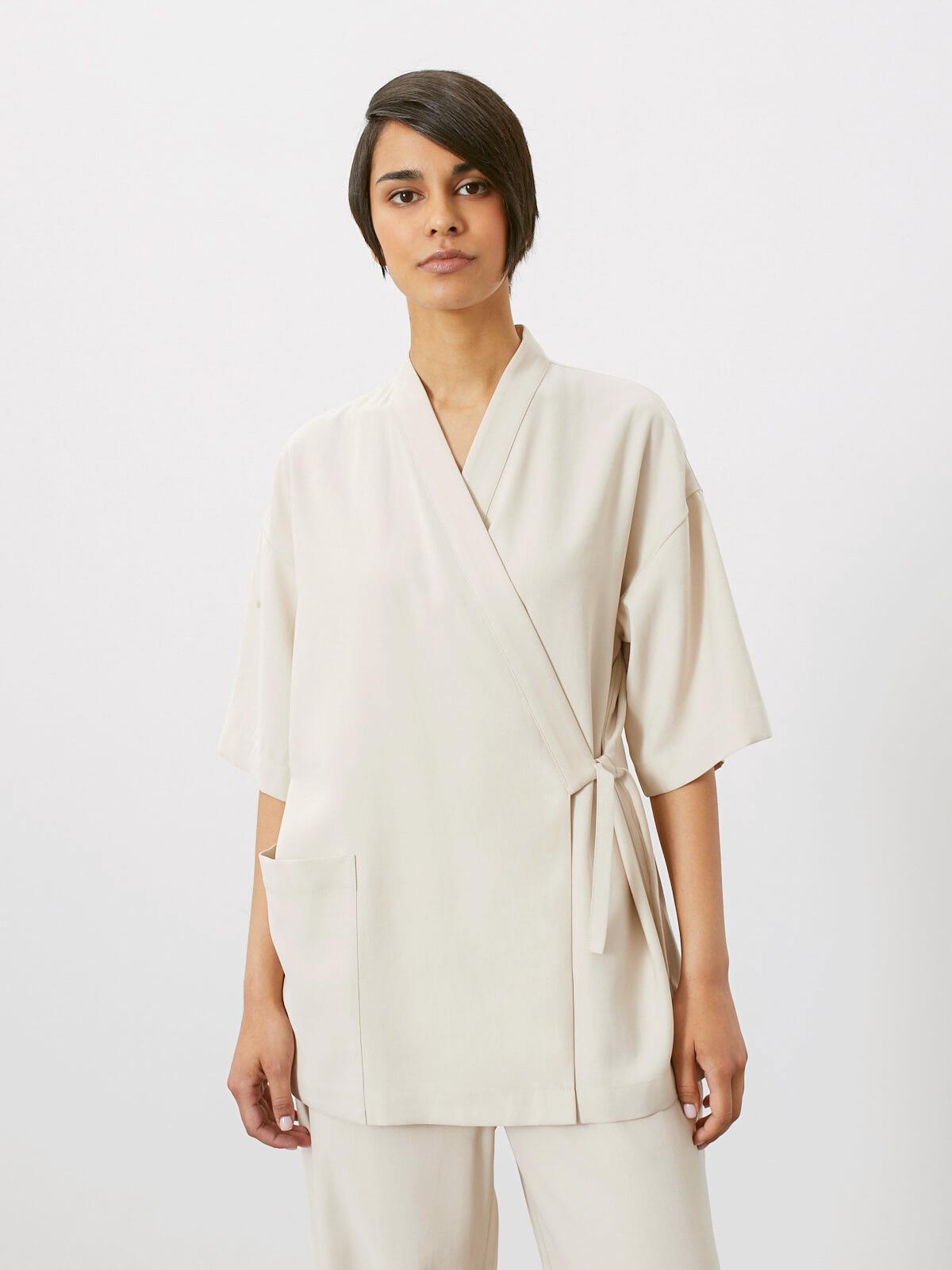 Жакет-кимоно Akane с коротким рукавом