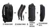Сумка-рюкзак 2 в 1 ARCTIC HUNTER B00210 Серый