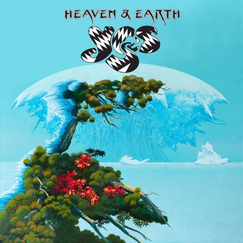 Yes / Heaven & Earth (RU)(CD)