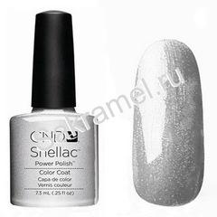CND-Shellac Silver Chrome 7,3ml
