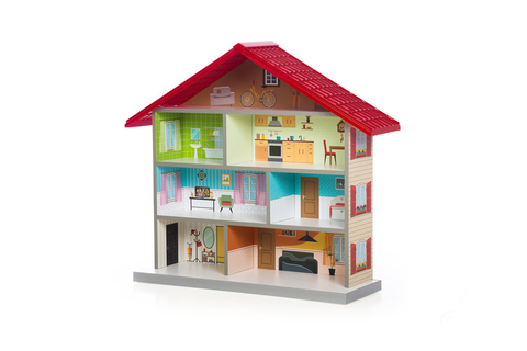 Кукольный домик MiMi