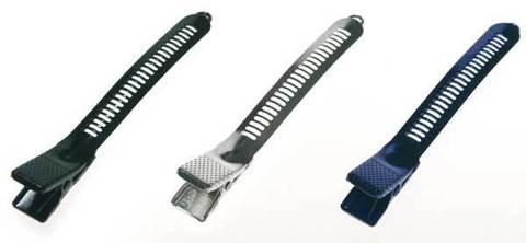 Зажимы для волос 10,5 см алюминиевые
