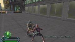 Spider-Man 3 (PSP, английская версия, б/у)