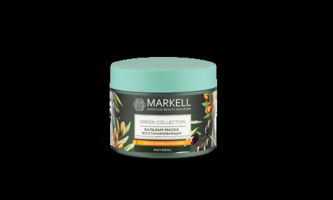 Markell Green Collection Бальзам-маска для волос Восстанавливающая 300мл