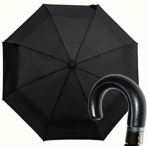 Зонт складной Barbarina 2311 Uomo nero