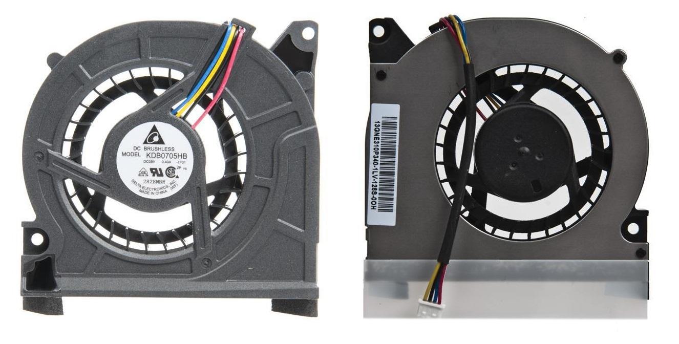 Вентилятор (кулер) для ноутбука Lenovo IdeaPad Y510, Y510A, Y510M, Y530, F51, F51A