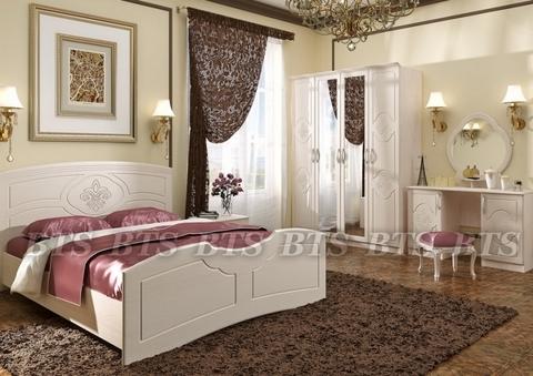 Модульная система для спальни Лилия