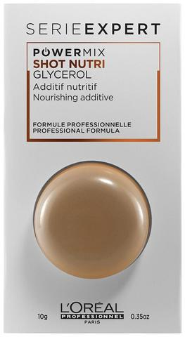 Концентрат для питания волос Shot,Loreal Nutrifier,10 мл.