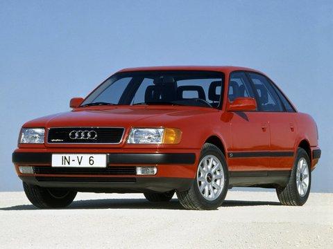 Чехлы на Audi 100 (C4) седан 1991–1995 г.в.