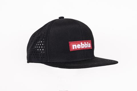 Мужская кепка Nebbia 163 black