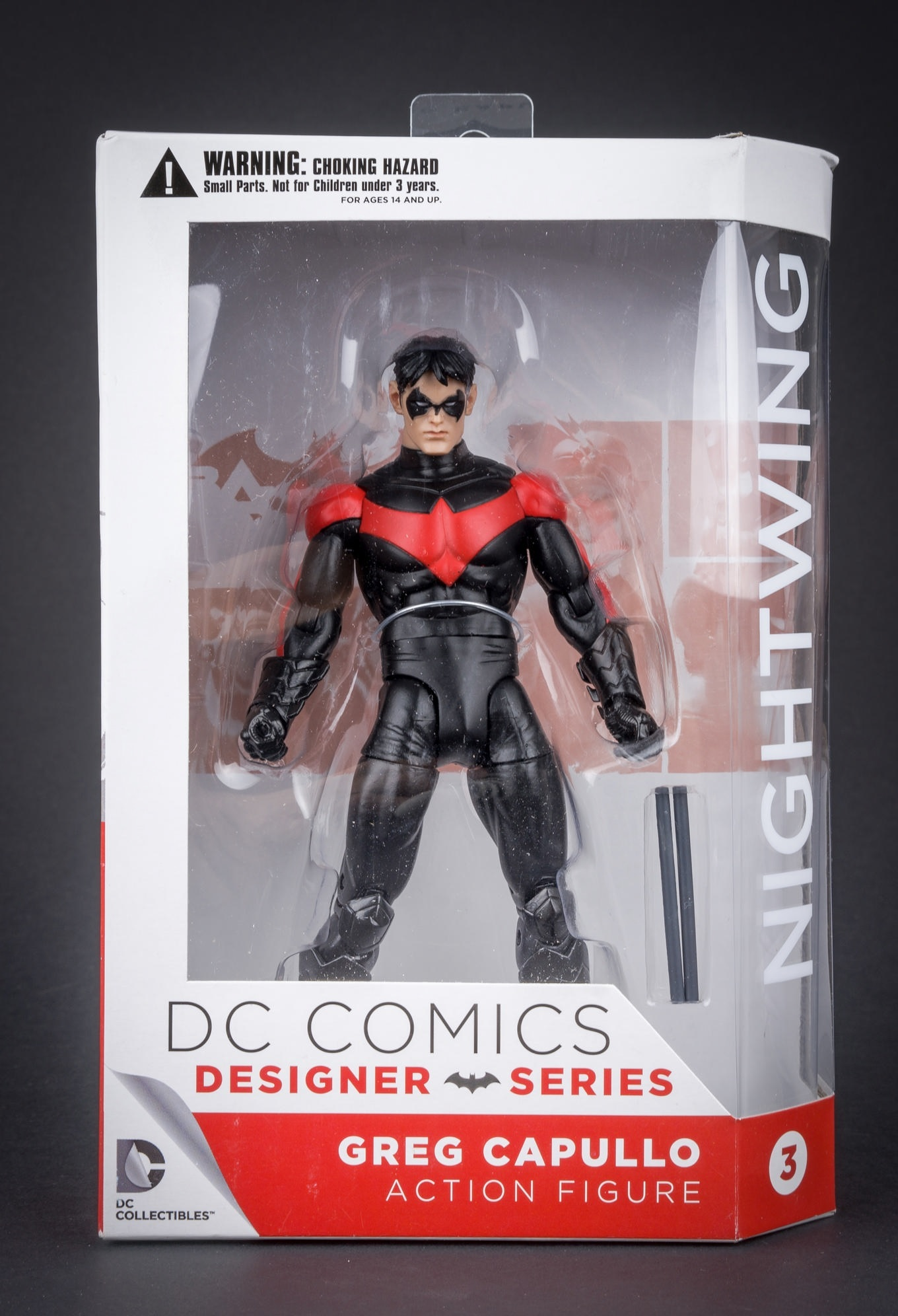 DC Comics Designer Series 01 By Greg Capullo - Nightwing
