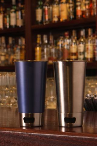 Стакан Asobu Brew cup opener (0,55 литра), красная
