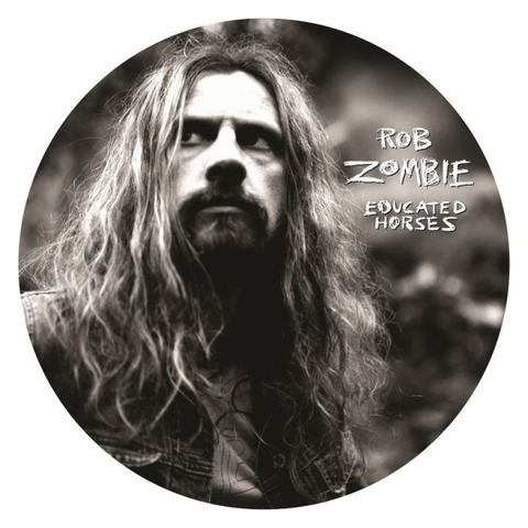 Rob Zombie / Educated Horses (Picture Disc)(LP)