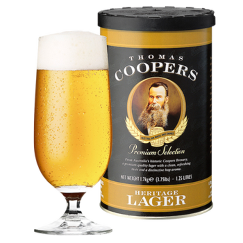 Пивной набор Coopers Thomas Coopers Selection Bootmaker Pale Ale