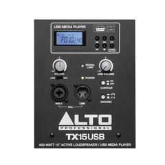 Акустические системы активные Alto TX15USB