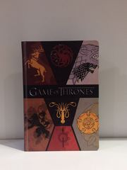 Notebook.Game of Thrones