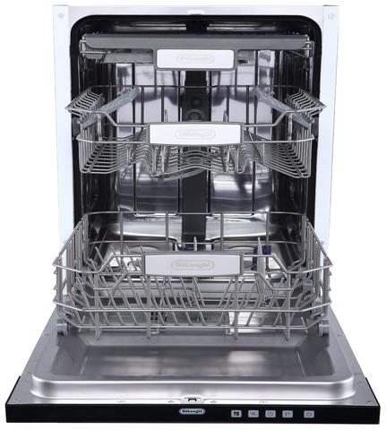 Посудомоечная машина шириной 60 см DeLonghi DDW06F Zircone