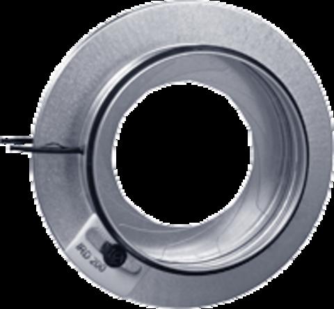 Ирисовый клапан Polar Bear IRD 100 для круглых воздуховодов