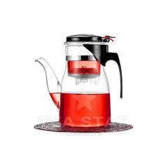Чайник заварочный гунфу с фильтром и клапаном, типод