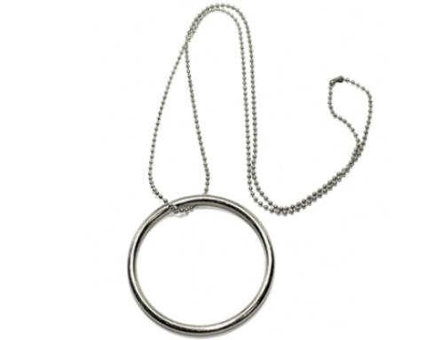 Кольцо и цепочка