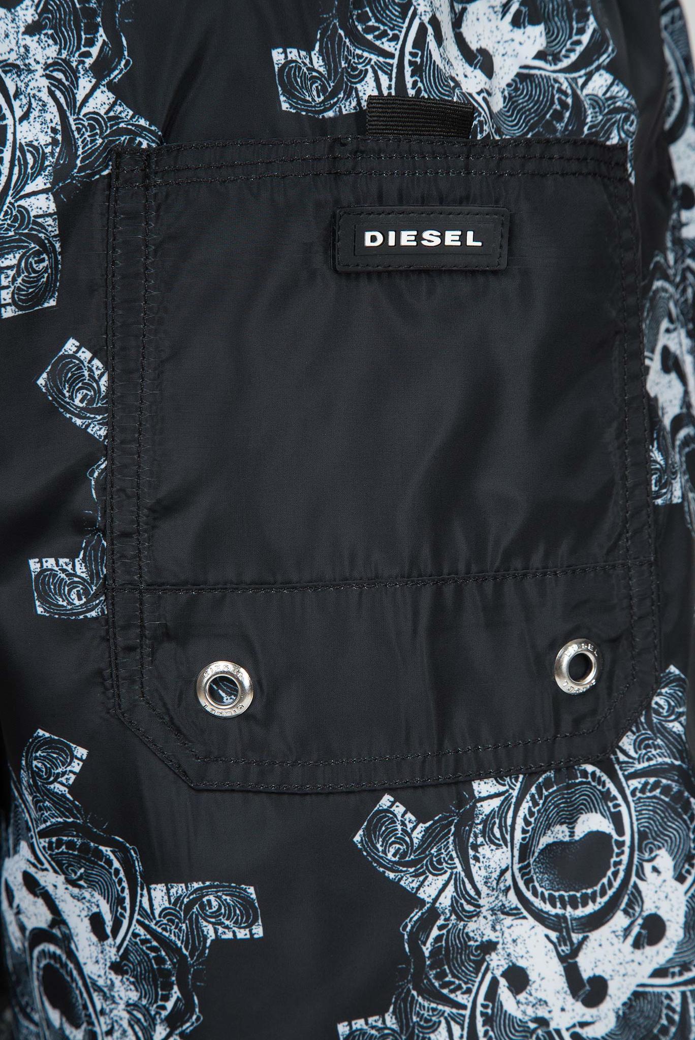 Мужские плавательные шорты BMBX-WAVE 2.017 Diesel
