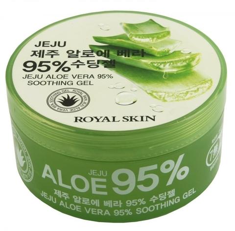 """Гель многофункциональный для лица и тела """"Royal Skin"""" Алоэ 300 мл"""
