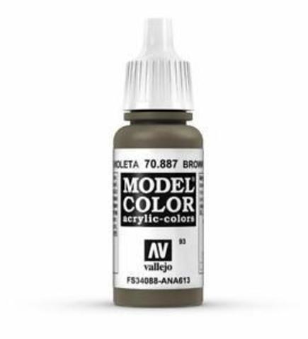 Model Color US Olive Drab (Brown Violet) 17 ml.