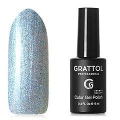 Grattol, Гель-лак Luxury Stones № 04, Quartz, 9 мл