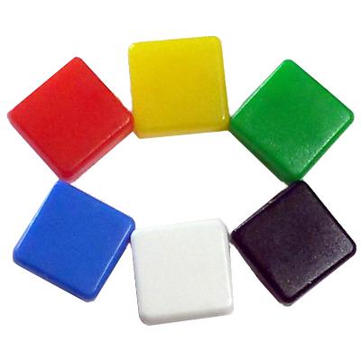Накладка на кнопку (квадратная)