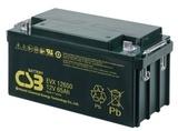 Аккумулятор  CSB EVX12650 ( 12V 65Ah / 12В 65Ач ) - фотография