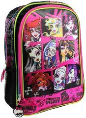 Рюкзак школьный для девочек в стиле Монстер хай