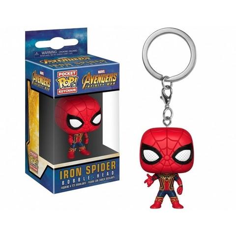 Брелок Железный Человек-Паук. Война бесконечности || POP! Keychain Iron Spider-man. Avengers Infinity War