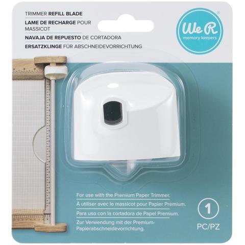 Нож сменный для резака на платформе с подсветкой Premium Paper Trimmer  -Premium Paper Trimmer Refill Blade