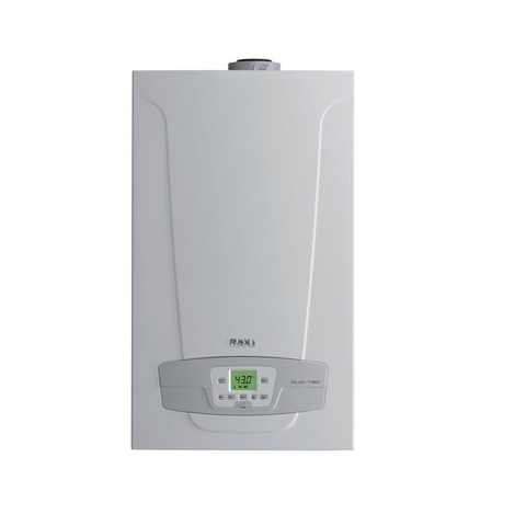 Котел газовый конденсационный BAXI LUNA Duo-tec 28 (двухконтурный, закрытая камера сгорания)