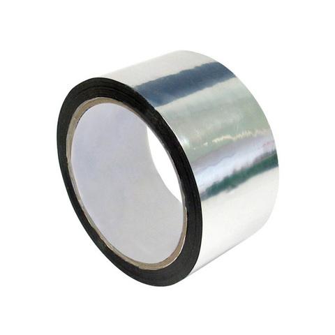 Скотч металлизированный 53 мм