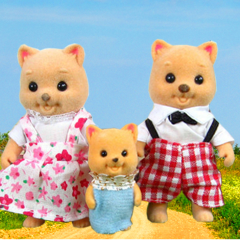 Семейка котиков Happy family 012-11D
