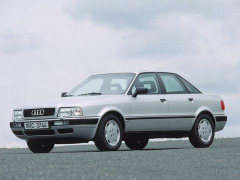 Чехлы на Audi 80 (B4) седан 1991–1996 г.в.