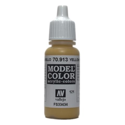 Model Color Yellow Ochre 17 ml.