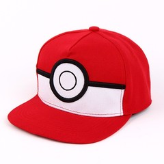 Кепка Pokemon красная