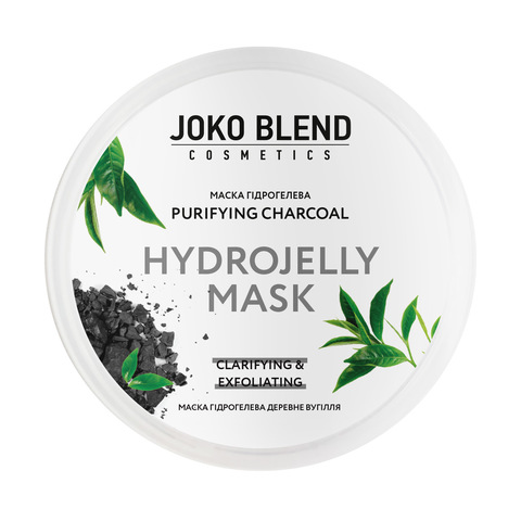 Маска гидрогелевая Purifying Charcoal Joko Blend 200 г (2)