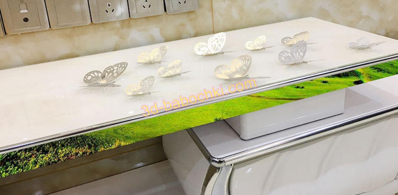 шаблоны бабочек из бумаги