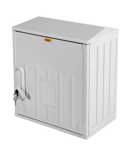 Электротехнический шкаф полиэстеровый IP54 антивандальный (В400 × Ш250 × Г250) EPV c одной дверью