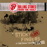 The Rolling Stones / Sticky Fingers - Live At The Fonda Theatre 2015 (3LP+DVD)