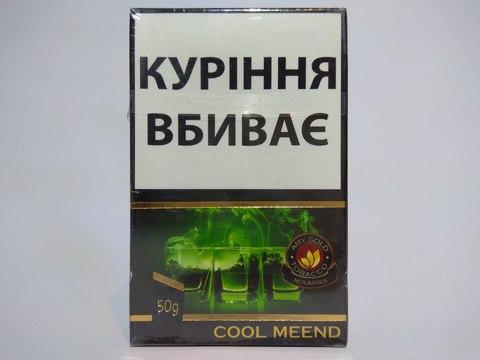 Табак для кальяна AMY Gold Cool Meend 50 гр